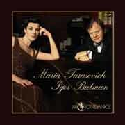 Maria Tarasevich & Igor Butman - Moondance
