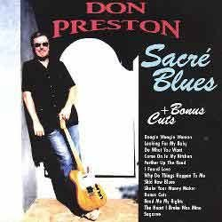Don Preston - Sacre Blues+ Bonus Cuts