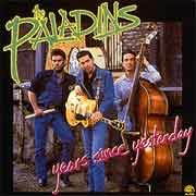 The Paladins - Years Since Yesterday