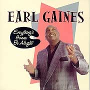 Earl Gaines - EverythingТs Gonna Be Alright
