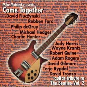 Various Artists - Come Together, Guitar Tribute To The Beatles Vol. 2