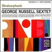 George Russell Sextet - Stratusphunk