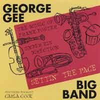 George Gee Big Band - Settin' The Page