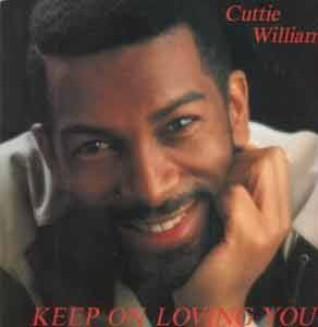 Cuttie Williams - Keep On Loving You