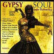 Various Artists - Gypsy Soul. New Flamenco
