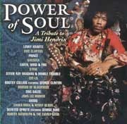Various Artists - Power of Soul: A Tribute To Jimi Hendrix