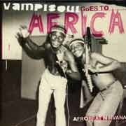 Various Artists - Vampisoul goes to Africa: Afrobeat Nirvana
