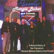 Margie Baker & Friends - Live At Rasselas