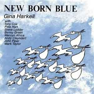 Gina Harkell - New Born Blue