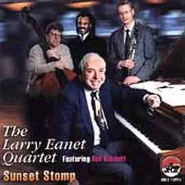 The Larry Eanet Quartet - Sunset Stomp