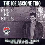 Joe Ascione Trio - Post No Bills