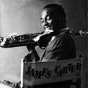 James Carter - litany of notes