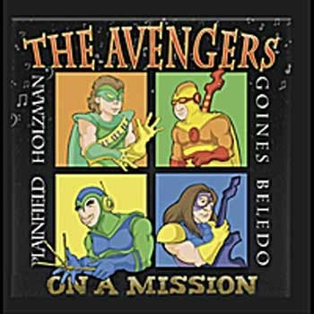The Avengers - On А Mission