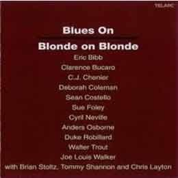 Various Artists - Blues on Blonde on Blonde