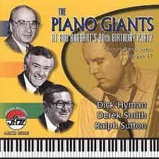 Various Artists - The Piano Giants At Bob Haggart's 80th Birthday Party