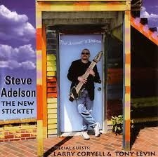 Steve Adelson - The New Sticktet