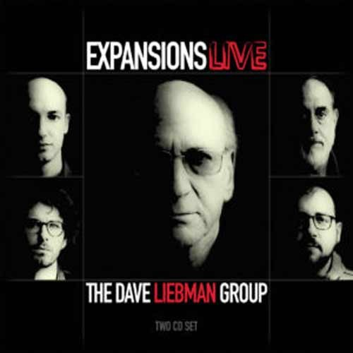 The Dave Liebman Group - Expansions Live