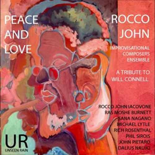 Rocco John - Peace And Love