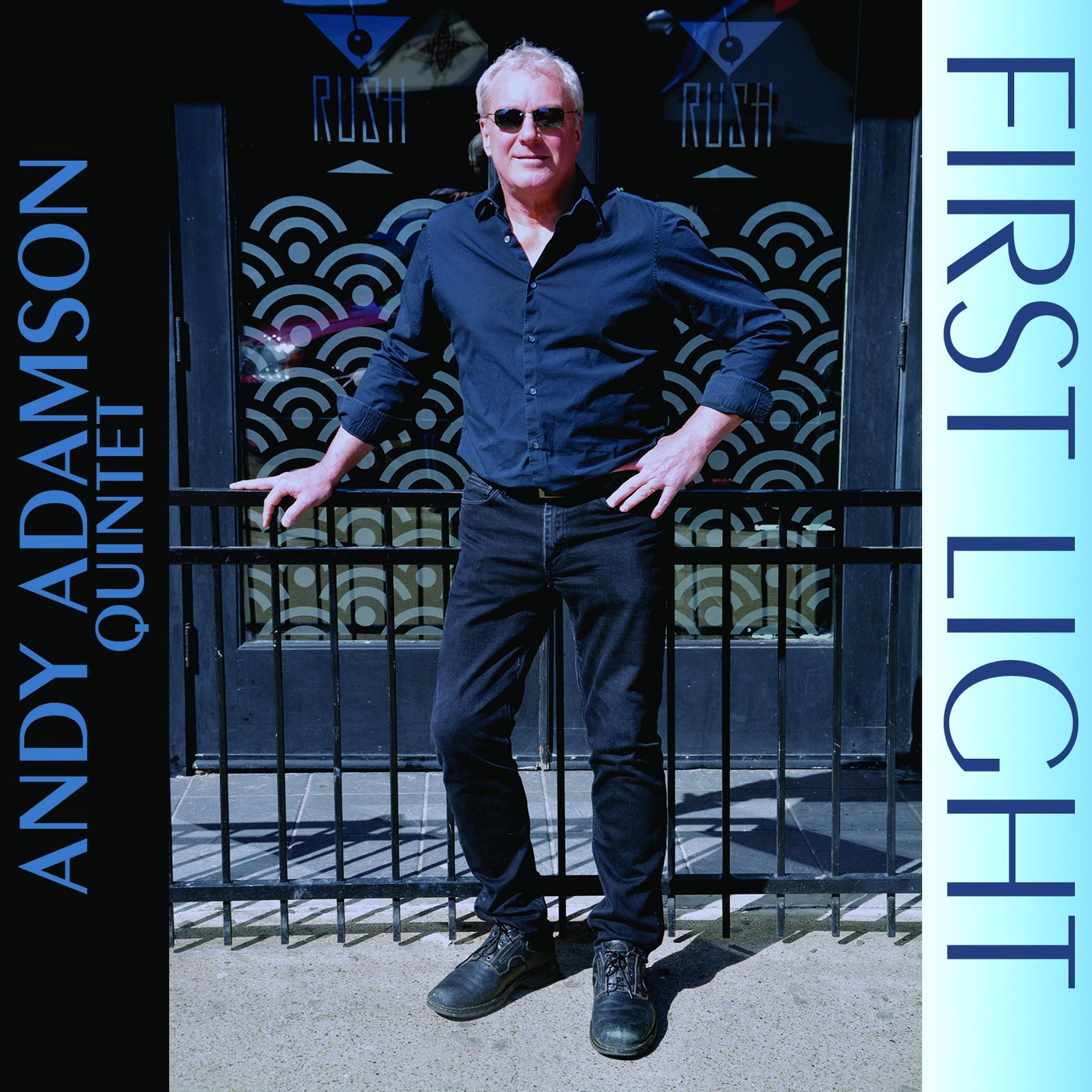 Andy Adamson Quintet - First Light