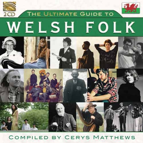 Various Artists - The Ultimate Guide To Welsh Folk