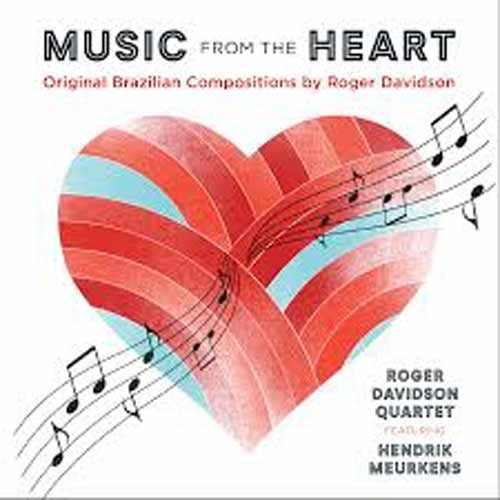 Roger Davidson Quartet - Music From The Heart