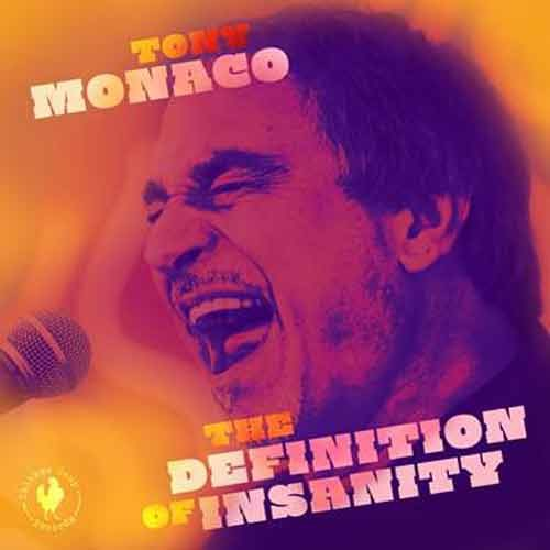 Tony Monaco - The Definition Of Insanity