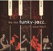 Сherkassy Jazz Quintet - We Like Funky-Jazz, And You?