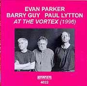 Barry Guy - At The Vortex