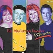 Manhattan Transfer - Vibrate