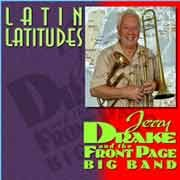 Jerry Drake and The Front Page Big Band - Latin Latitudes