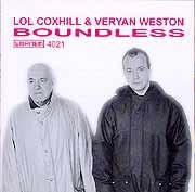 Lol Coxhill / Vernon Weston - Boundless