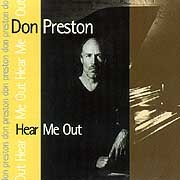 Don Preston - Hear Me Out