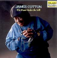 James Cotton - Fire Down Under The Hill