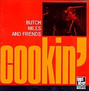 Butch Miles - Cookin`