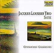 Jacques Loussier Trio - Satie: Gymnopedies, Gnossenies