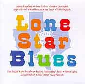 Various Artists - Lone Star Blues