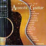 Various Artists - Masters of Acoustic Guitar