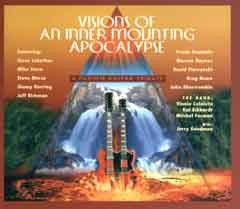 Various Artists - Visions of an Inner Mounting Apocalypse: A Fusion Guitar Tribute