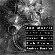 Joe Morris - Many Rings