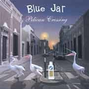 Blue Jar - Pelican Crossing