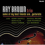 Ray Brown Trio - Some Of My Best Friends Are...Guitarists