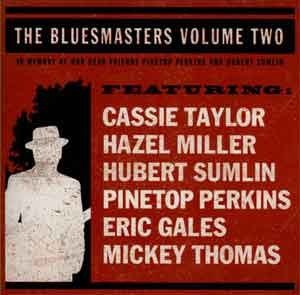 The Bluesmasters - The Bluesmasters Vol. Two