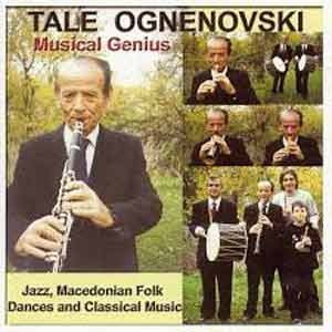 Tale Ognenovski - Jazz, Macedonian Folk Dances and Classical Music