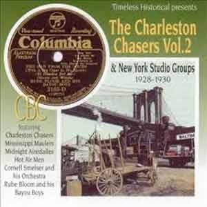 The Charleston Chasers Vol.2 & New York Studio Groups 1928-1930 (История джаза от Timeless)