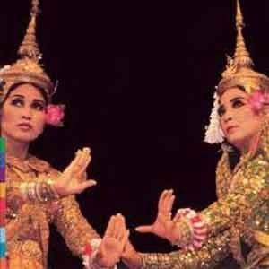 Musicians Of National Dance Company Of Cambodia - Homrong