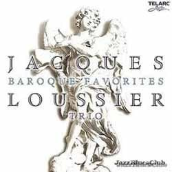 Jacques Loussier Trio - Barogue Favorites