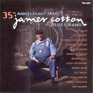 James Cotton - The 35th Anniversary Jam