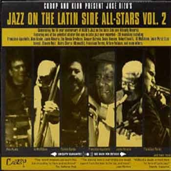 Various Artists - Jazz On The Latin Side All Stars. Vol. 2