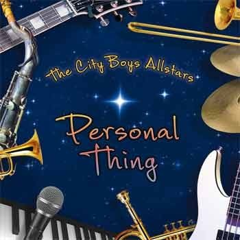 The City Boys Allstars - Personal Thing