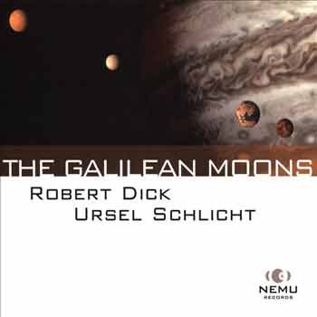 Robert Dick / Ursel Schlicht - The Galilean Moons